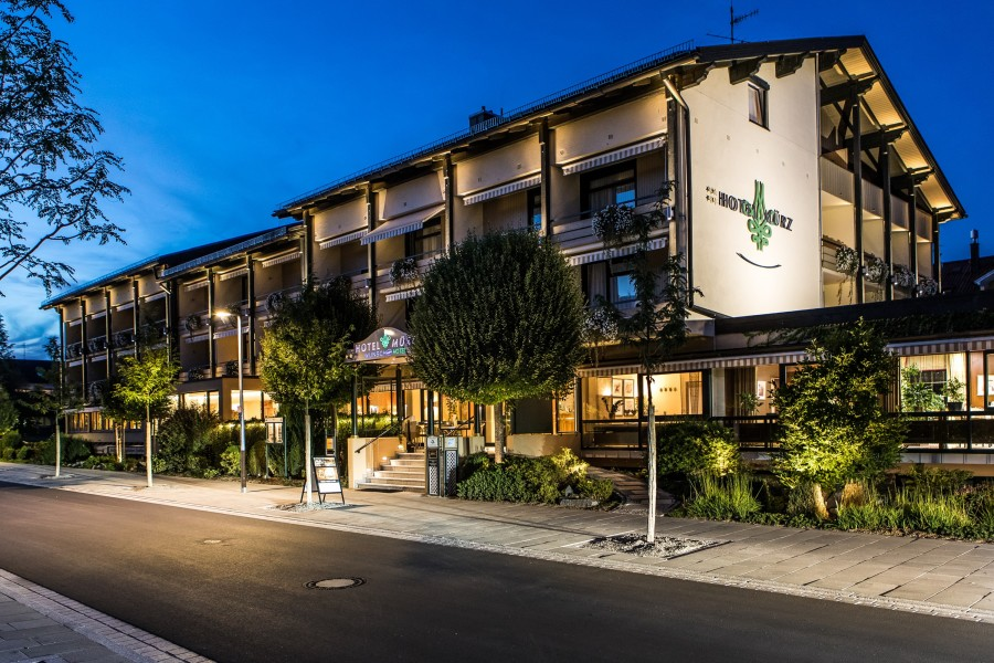 Hotels In Bad Griesbach Mit Bademantelgang