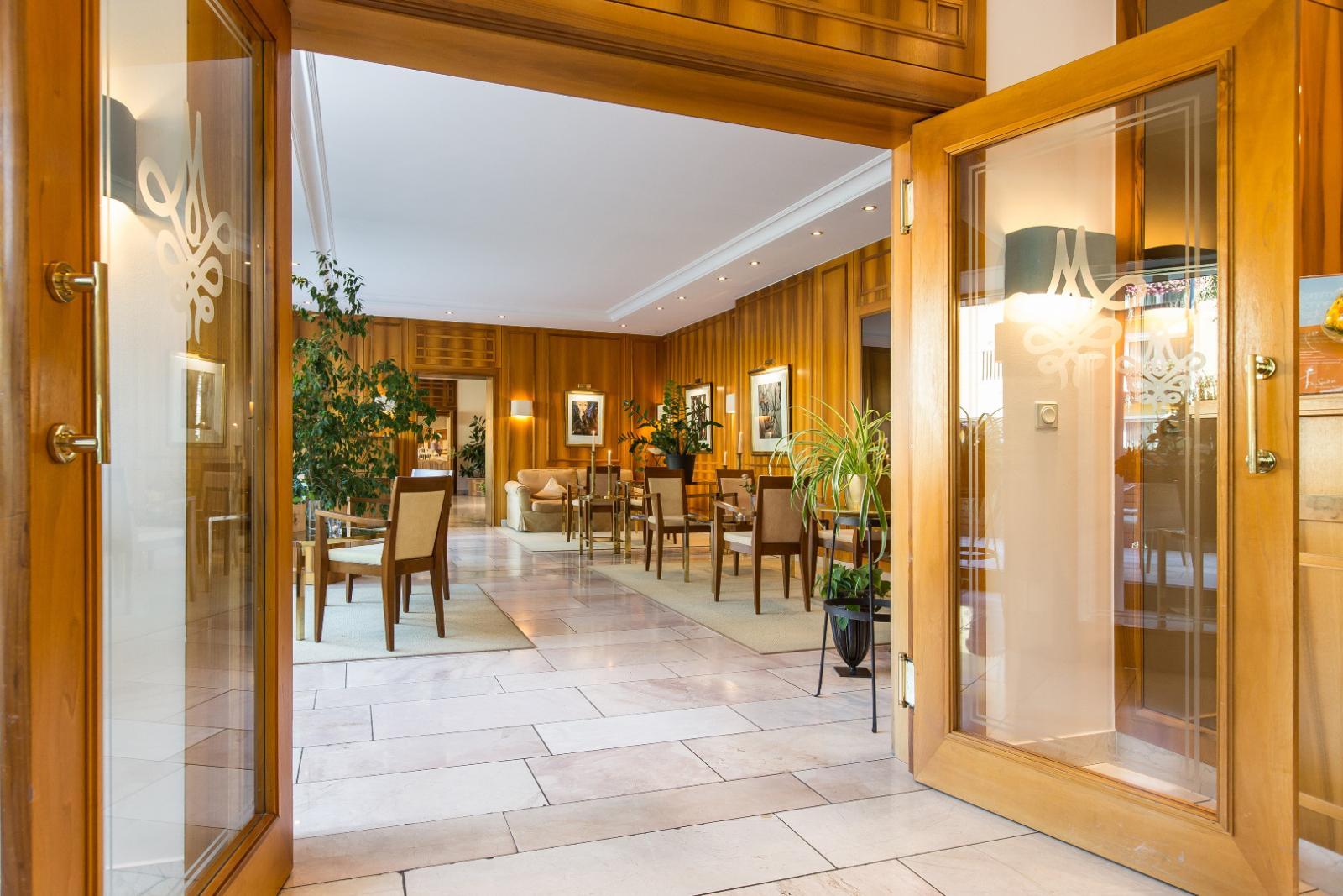 Fastenkur: Foto vom Wellnesshotel Wunsch-Hotel Mürz   Wellness Bayern