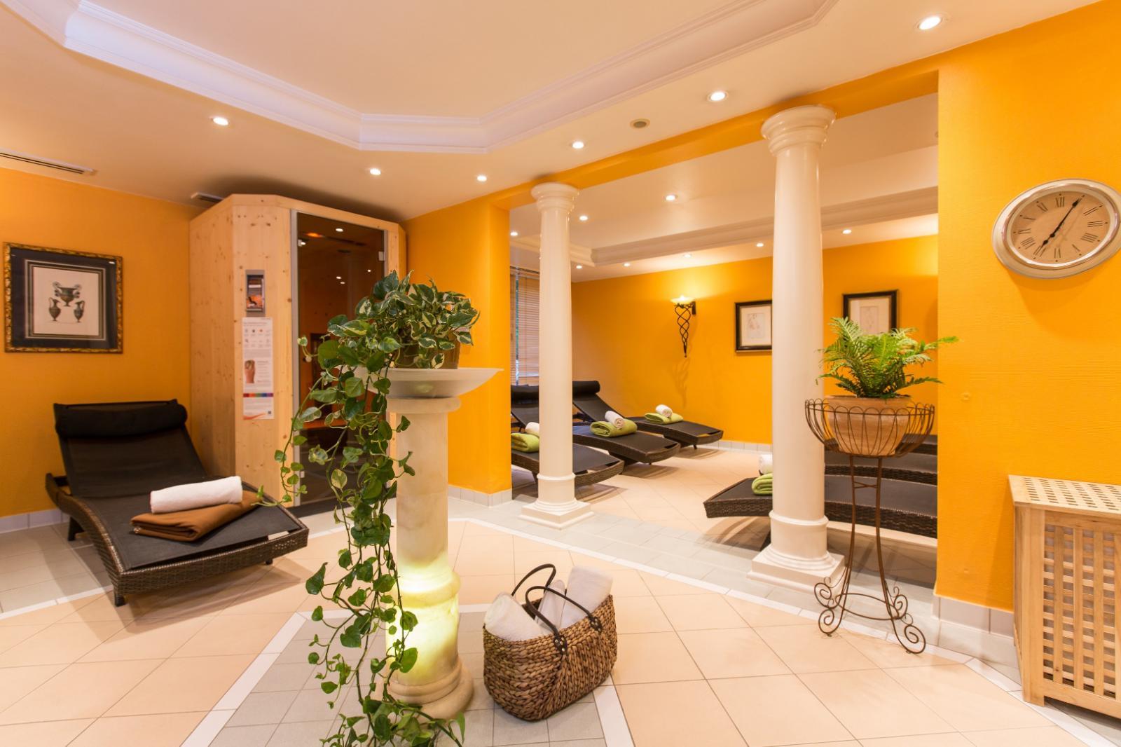Solebäder: Foto vom Wellnesshotel Wunsch-Hotel Mürz - Natural Health & Spa   Wellness Bayern