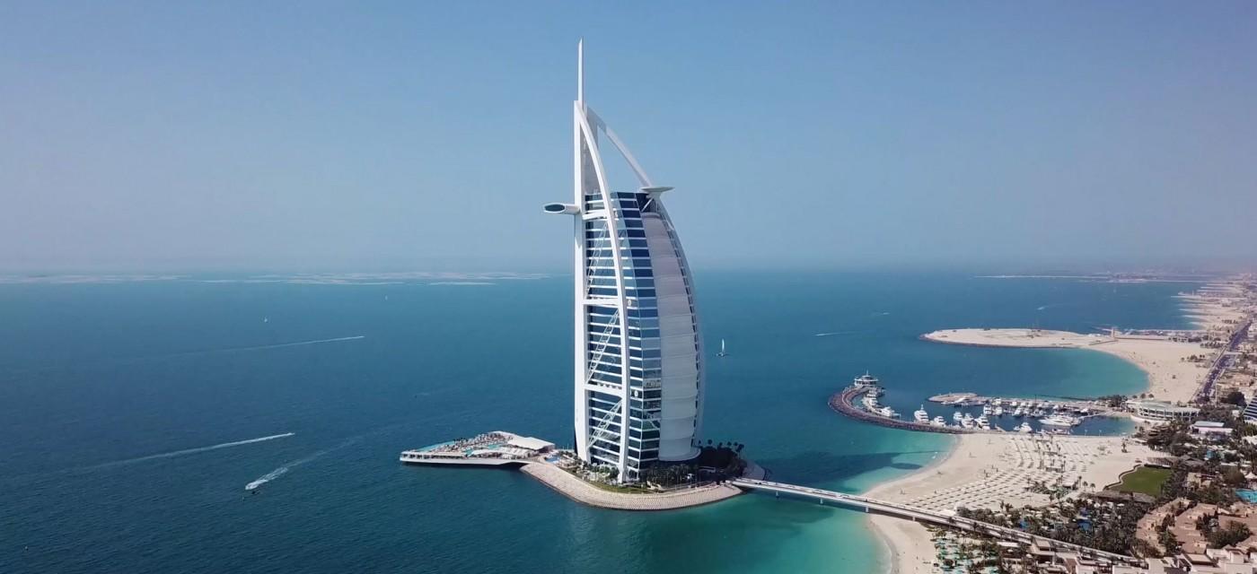 Burj Al Arab Jumeirah Bilder | Bild 1