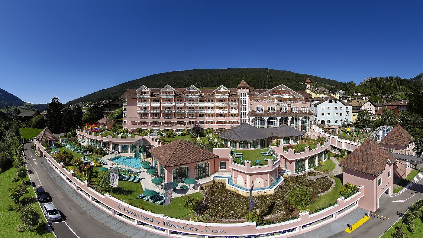 Cavallino Bianco Family Spa Grand Hotel Ortisei