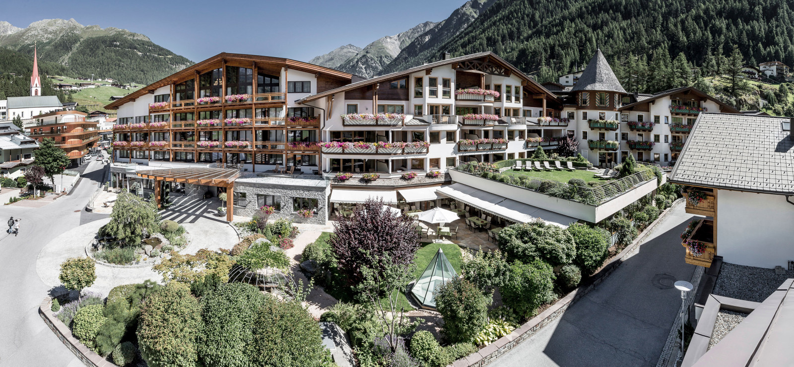 Das Central - Alpine . Luxury . Life Bilder | Bild 1