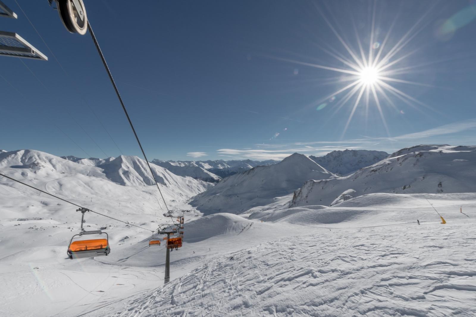 Bild zum Wellness-Angebot Ski, Shopping & Spa - 4 Nächte