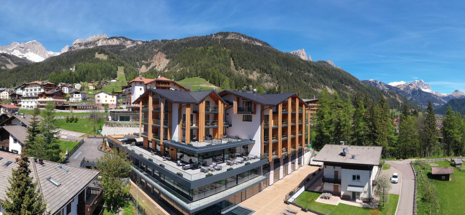 Ciampedie Luxury Alpine Spa Hotel  Bilder | Bild 1