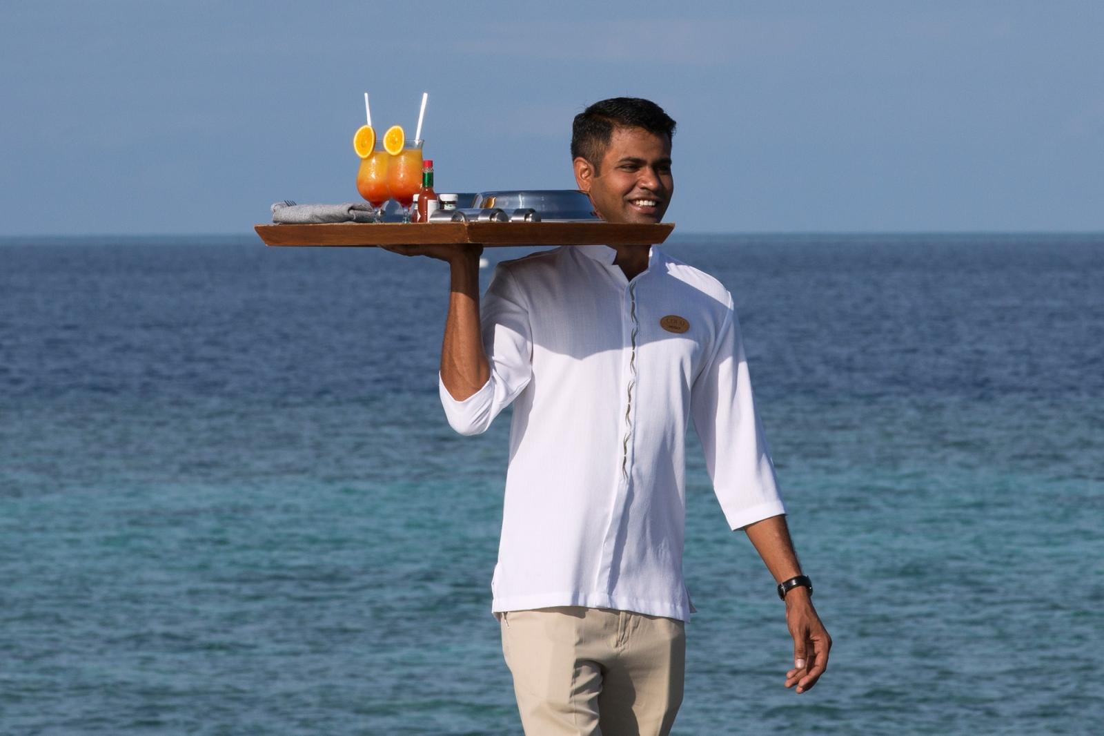 Wirbelsäulenbehandlung: Foto vom Wellnesshotel Coco Bodu Hithi | Wellness Nord-Male-Atoll