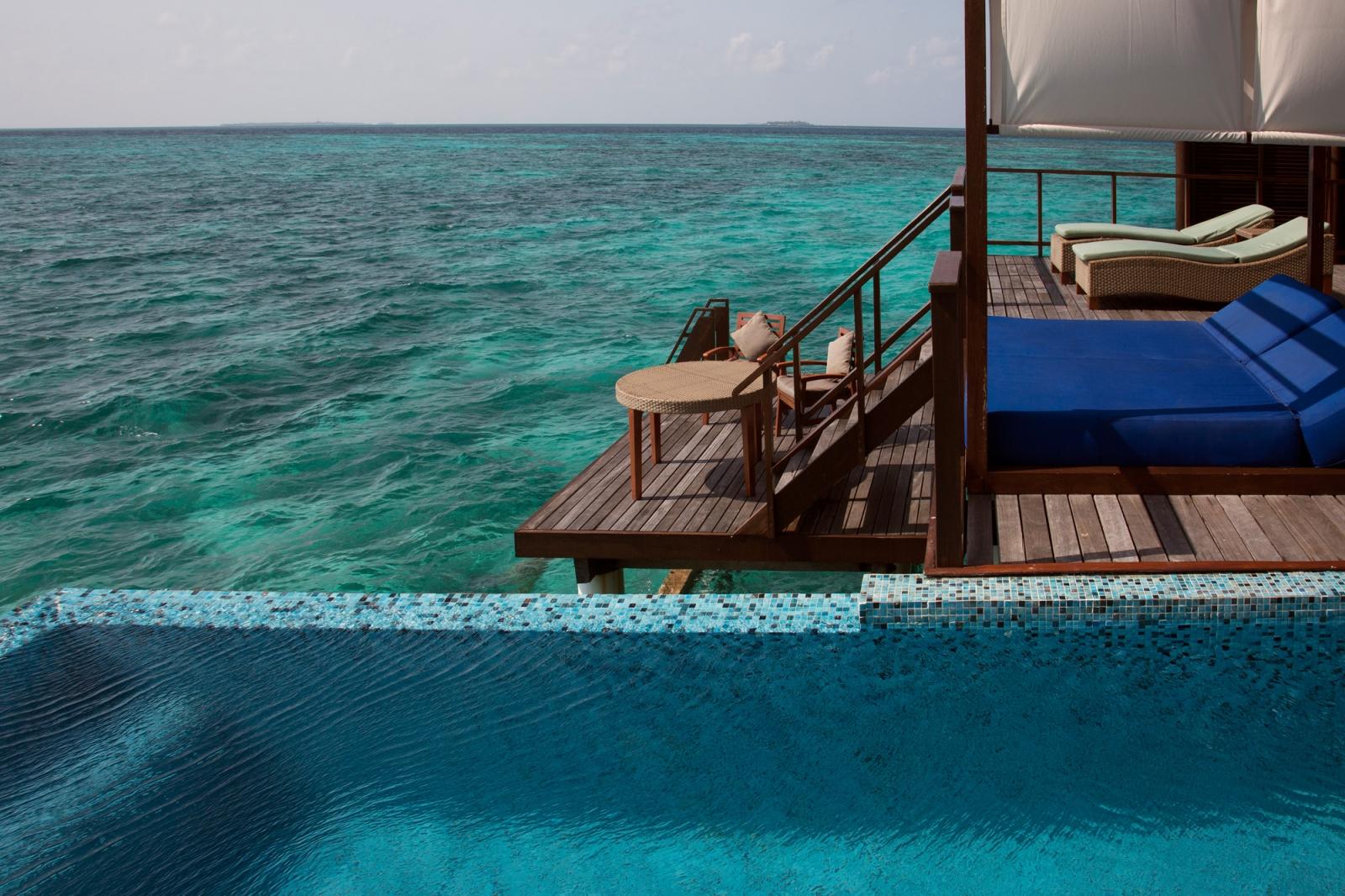 Bild zum Wellness-Angebot 1 Übernachtung in der Island Villa