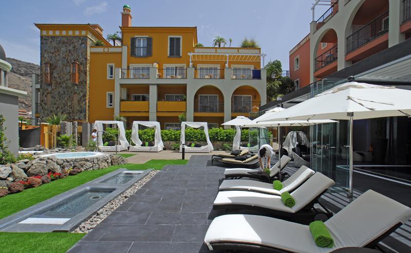 Kleines  Sterne Hotel Gran Canaria