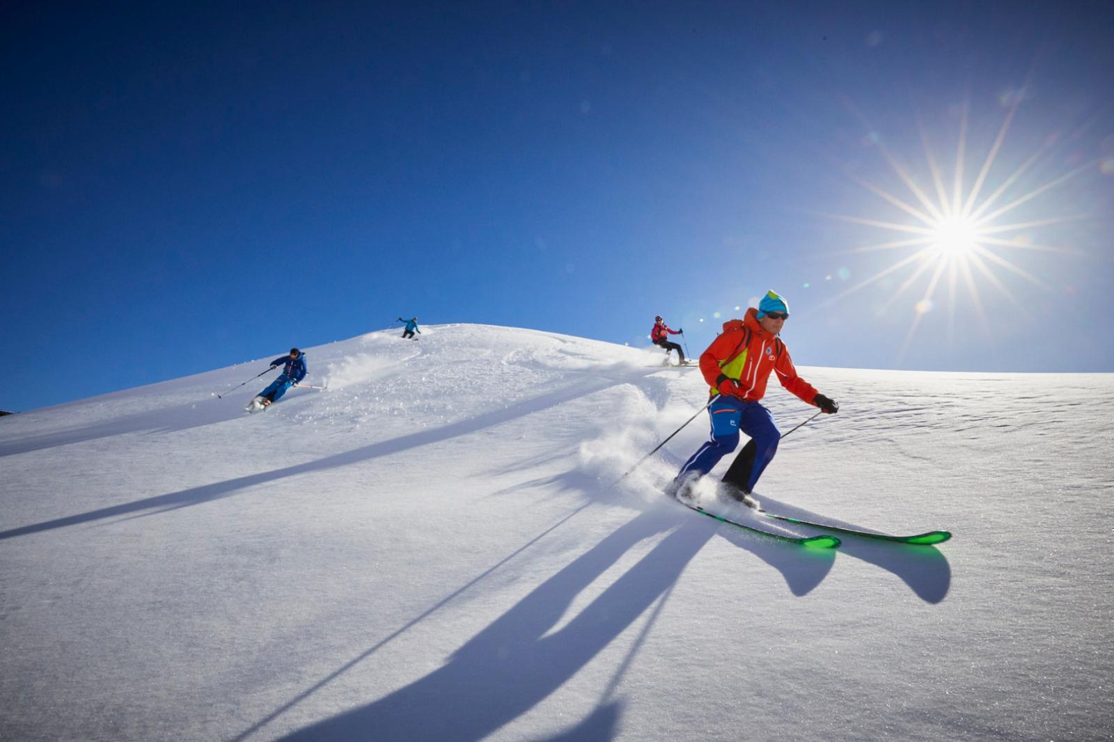 Bild zum Wellness-Angebot Ski-Short Stay