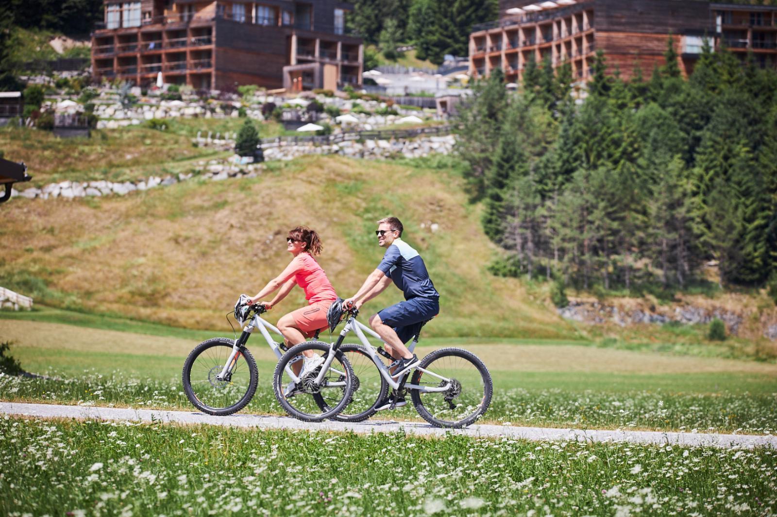 Alfalfa: Foto vom Wellnesshotel DAS KRONTHALER ****S | Wellness Tirol