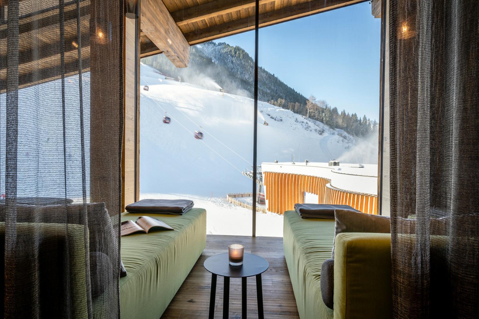 Thermal-Heilbad: Foto vom Wellnesshotel Hotel Das Zwölferhaus | Wellness Salzburger Land