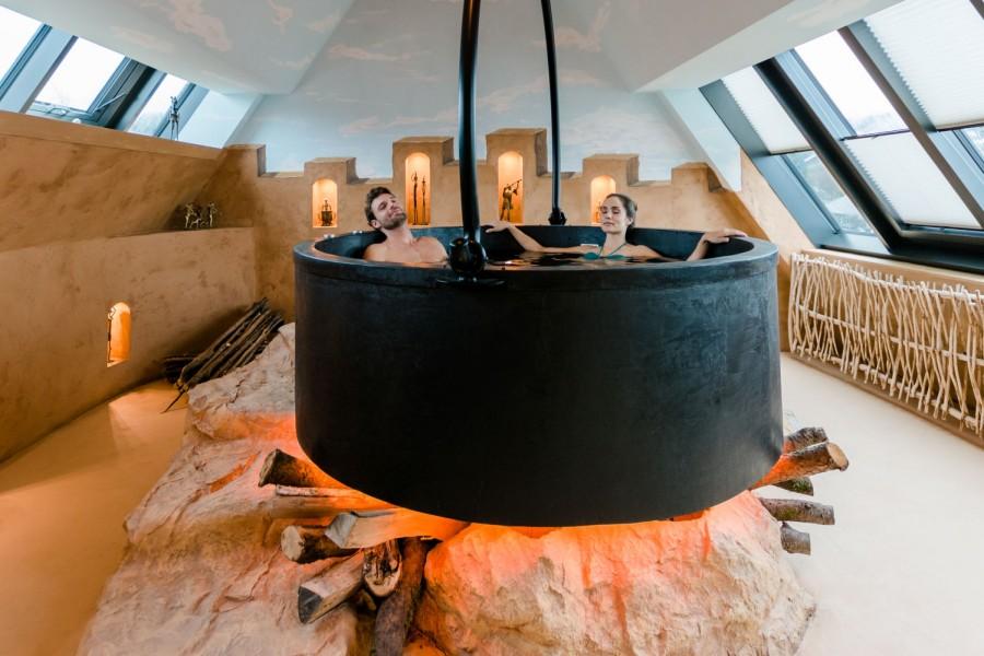Neues Wellnesshotel: Deltapark Vitalresort | Gwatt bei Thun