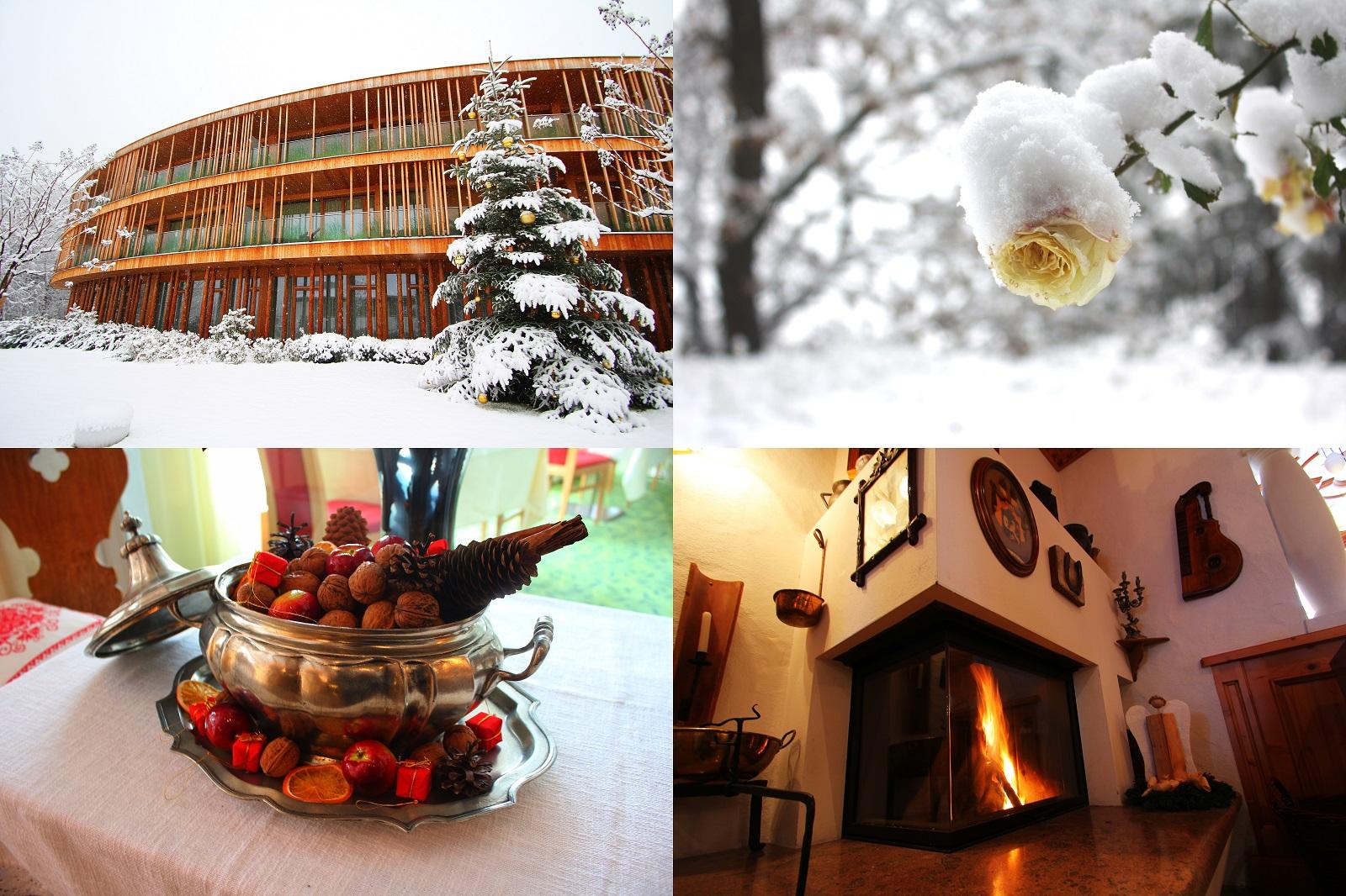 Bild zum Wellness-Angebot Weihnachten und Silvester im Waldhof²