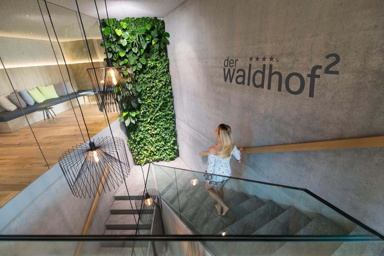 Phytotherapie: Foto vom Wellnesshotel Hotel Der Waldhof² | Wellness Südtirol