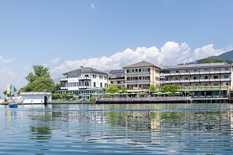 Neue Hotel Bewertung: Hotel am See**** Die Forelle |
