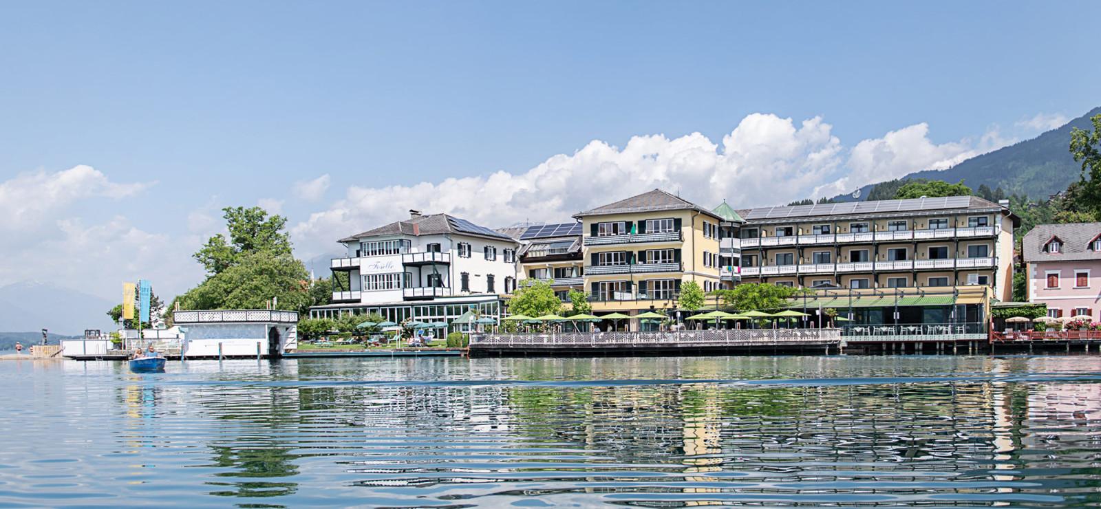Hotel am See**** Die Forelle Bilder | Bild 1