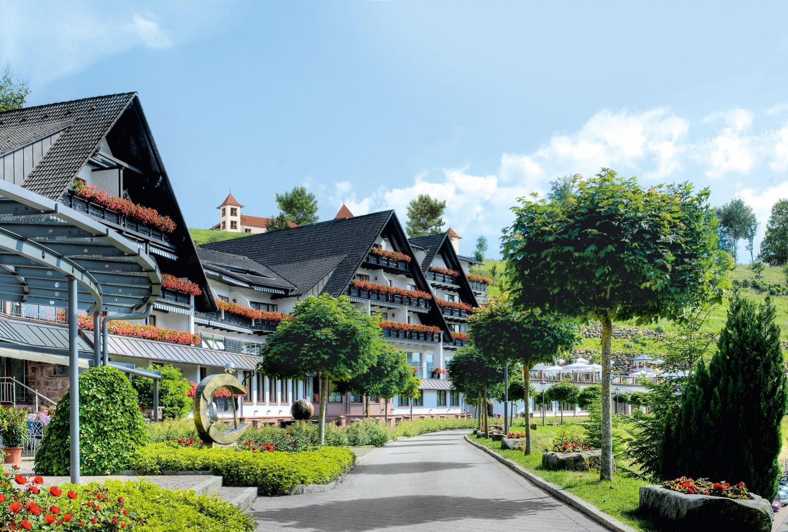 Kiatsu: Foto vom Wellnesshotel Schwarzwald Resort Dollenberg - Relais & Châteaux | Wellness Baden-Württemberg