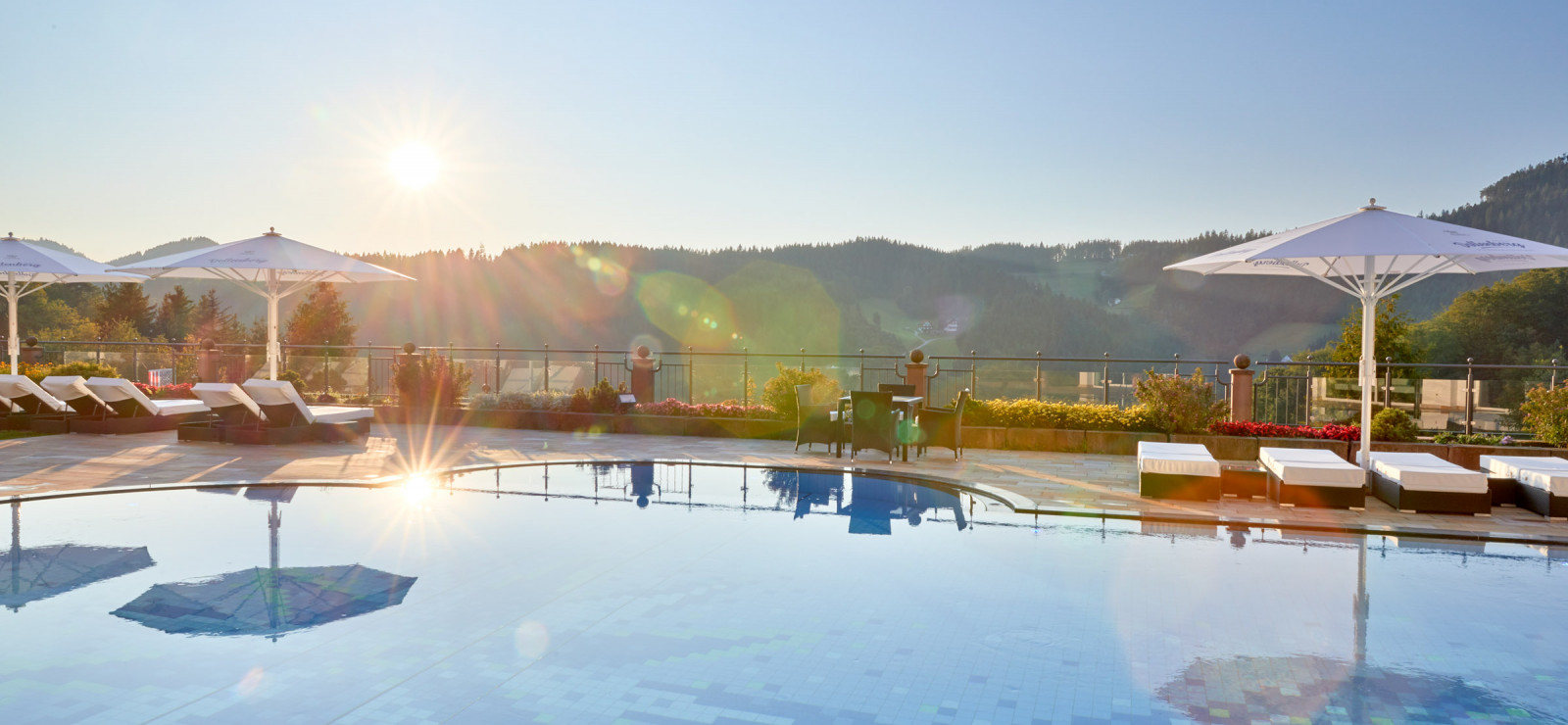 Schwarzwald Resort Dollenberg - Relais & Châteaux Bilder   Bild 1