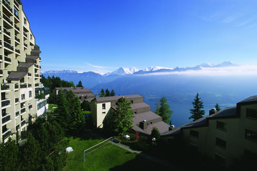 Neues Wellnesshotel: Dorint Bluemlisalp Beatenberg/Interlaken | Beatenberg