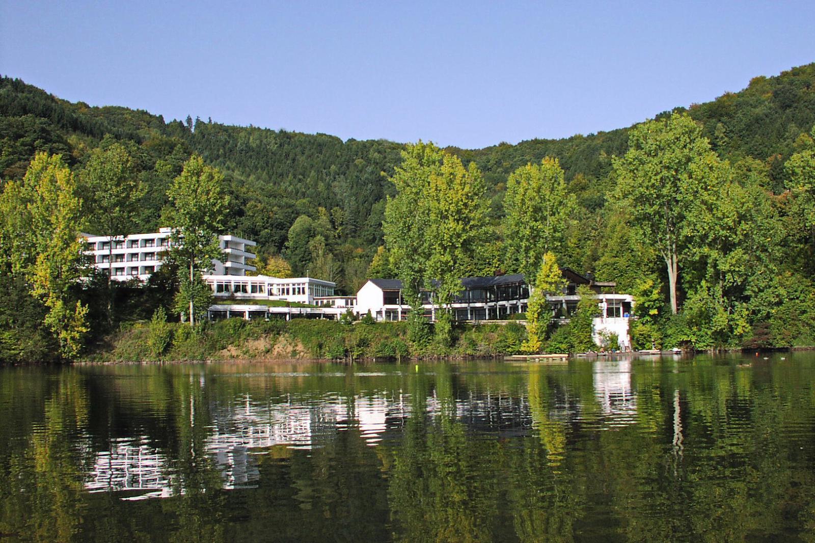 Rheinland Pfalz Hotel Am See