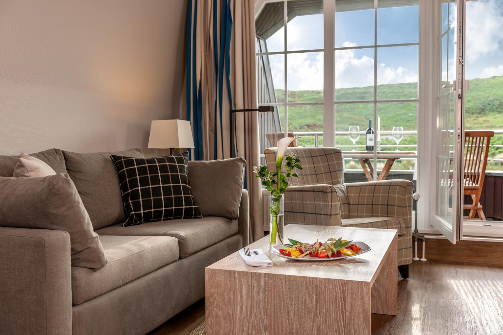 dorint strandresort spa westerland sylt lage des wellnesshotels karte anreise. Black Bedroom Furniture Sets. Home Design Ideas