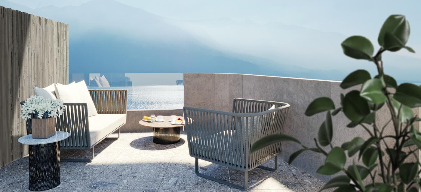 Fangokur: Foto vom Wellnesshotel EALA - My lakeside dream   Wellness Lombardei