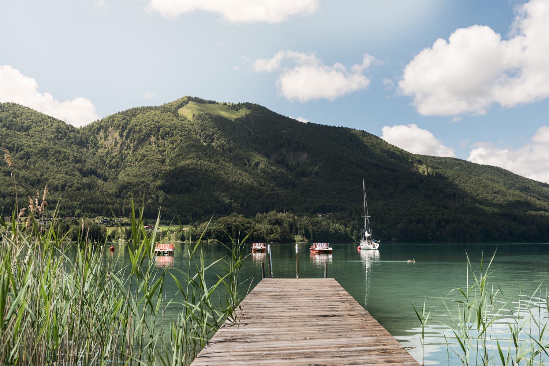 Tai Chi: Foto vom Wellnesshotel Ebner`s Waldhof am See | Wellness Salzburger Land