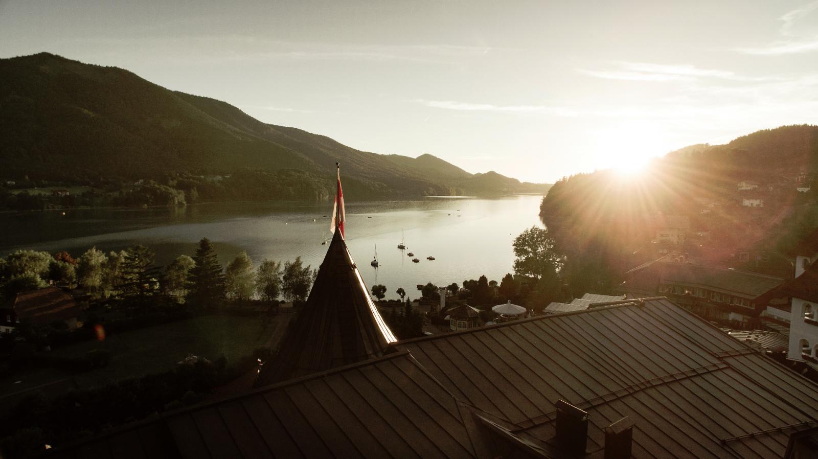Ganzkörpermassage: Foto vom Wellnesshotel Ebner`s Waldhof am See | Wellness Salzburger Land