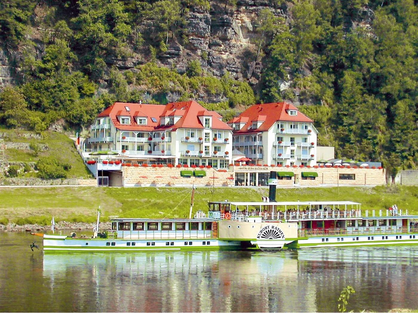 Hotel Elbschlösschen Bilder | Bild 1