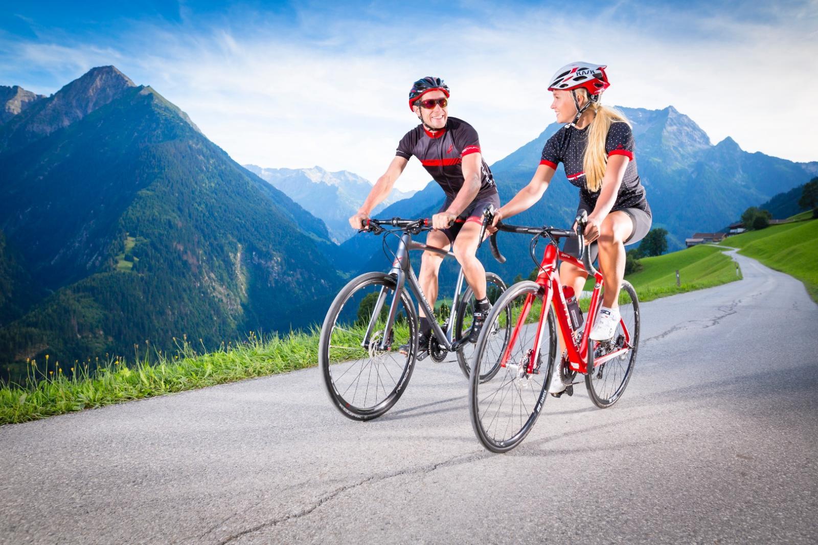 Bild zum Wellness-Angebot Mountainbike & Rennrad