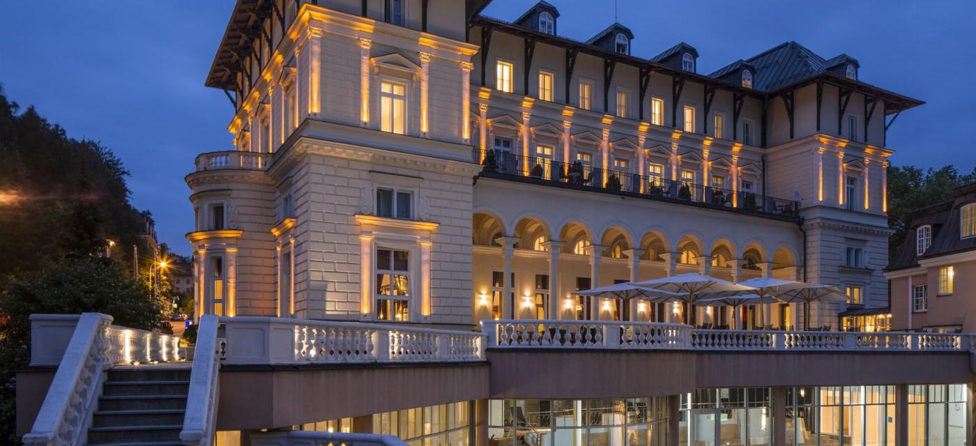 Falkensteiner Hotel Grand MedSpa Marienbad**** Bilder | Bild 1