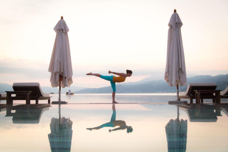 Bild zum Wellness-Angebot Frühlingserwachen | Genussvolles Yoga
