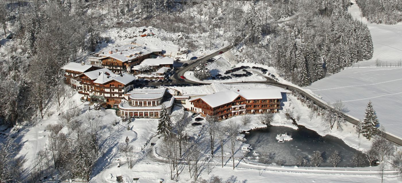 Rasulbad (auch Rhassoul): Foto vom Wellnesshotel Berghotel & SPA Feuriger Tatzlwurm | Wellness Bayern