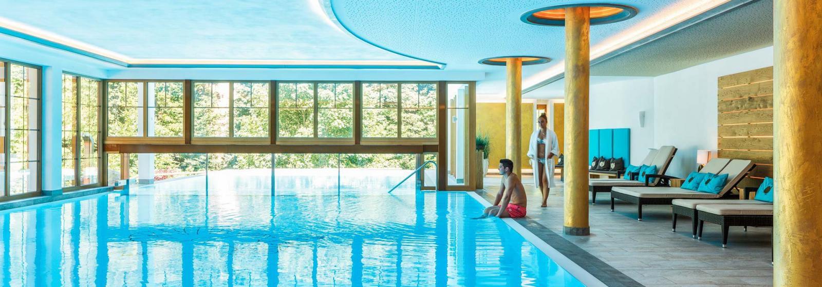 Atemtherapie: Foto vom Wellnesshotel Wellnesshotel Forsthaus Auerhahn | Wellness Baden-Württemberg