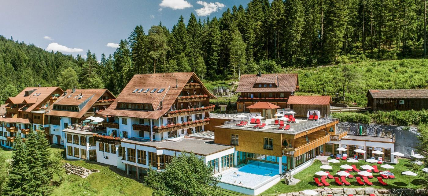 Wellnesshotel Forsthaus Auerhahn Bilder | Bild 1