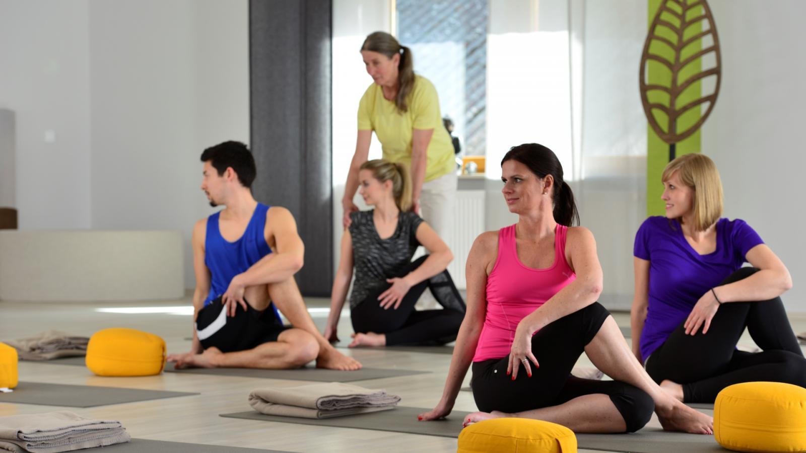 Bild zum Wellness-Angebot 5 Tage Yoga & Ayurveda