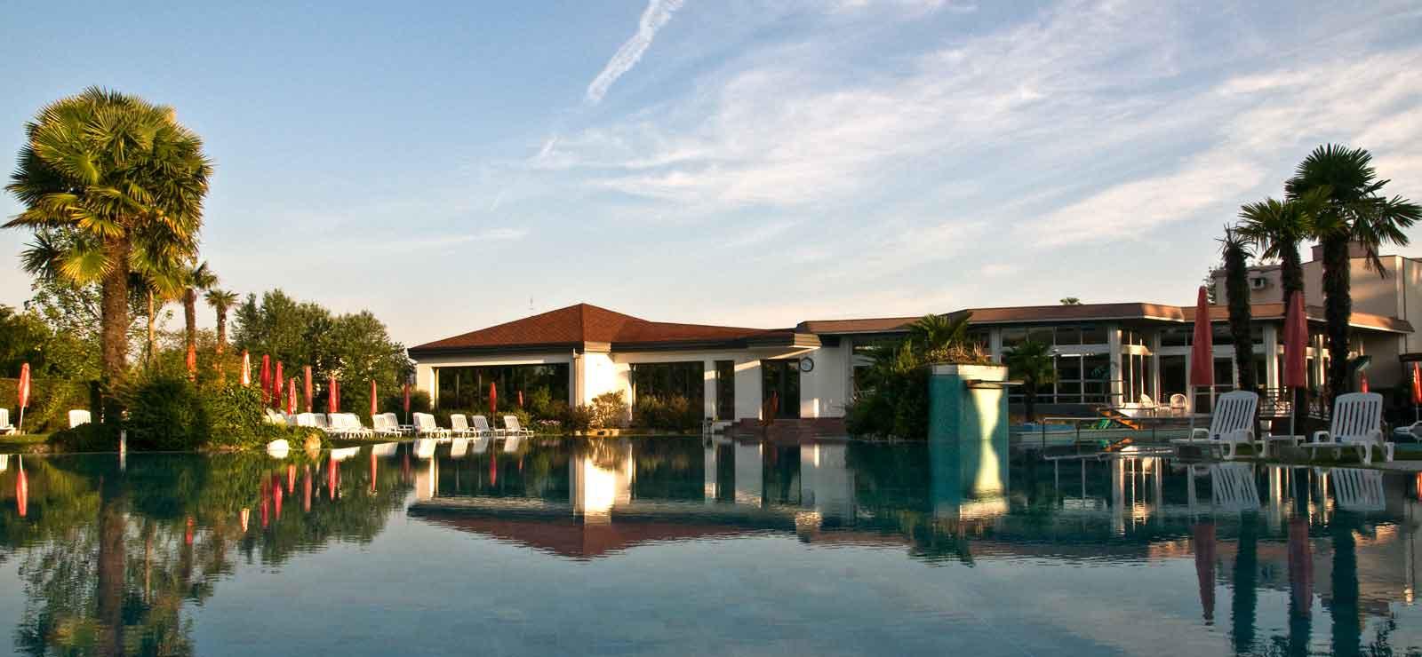 Hotel Garden Terme Montegrotto Bilder | Bild 1