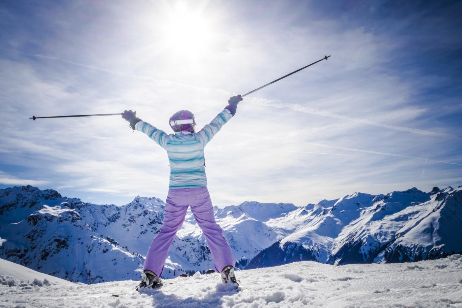 Bild zum Wellness-Angebot Short Ski Special