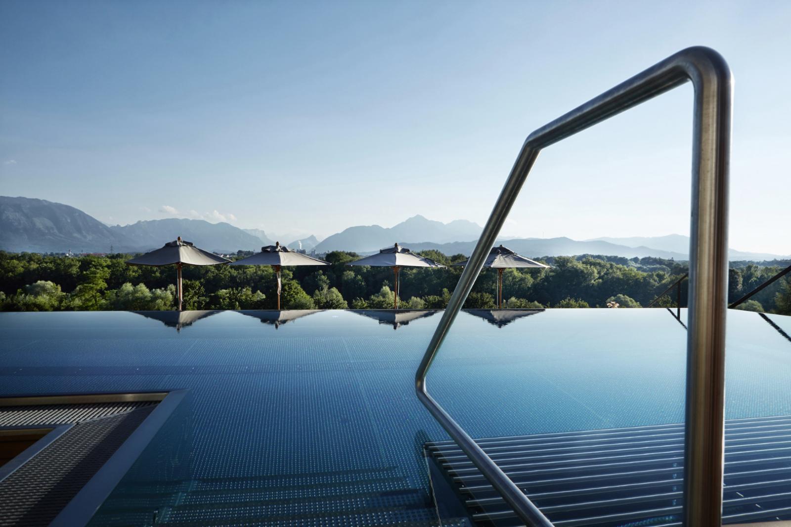 Abhärtung: Foto vom Wellnesshotel Genussdorf Gmachl Hotel & Spa | Wellness Salzburger Land