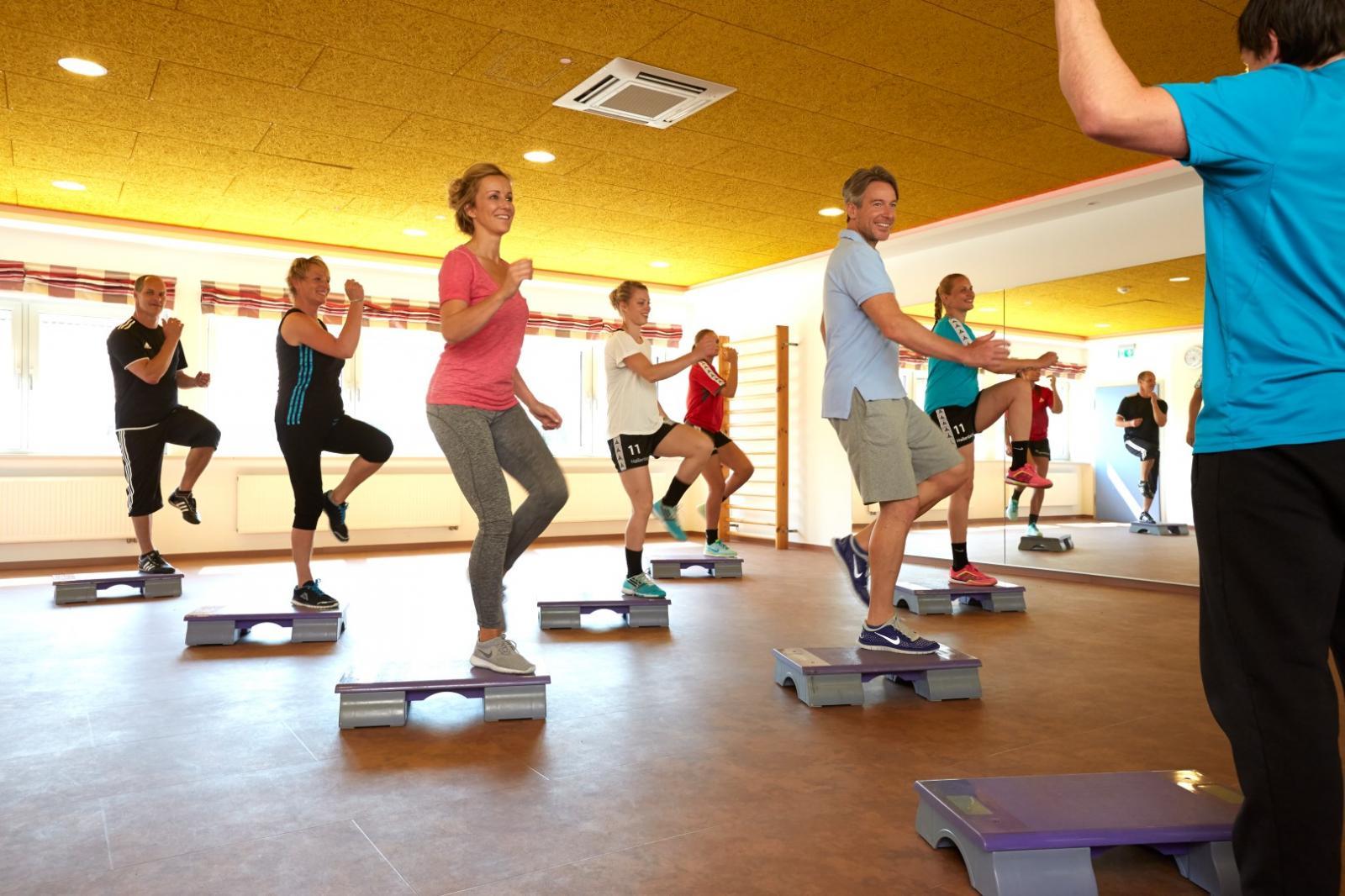 Bild zum Wellness-Angebot AquaVita Fitness-Tage - 5 Nächte