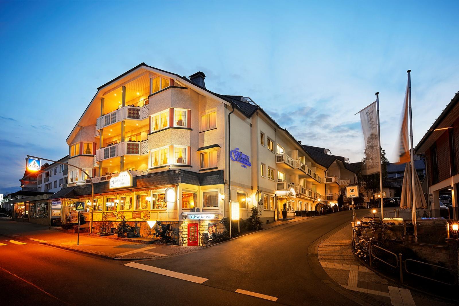 Thermal-Heilbad: Foto vom Wellnesshotel Göbel´s Landhotel   Wellness Hessen