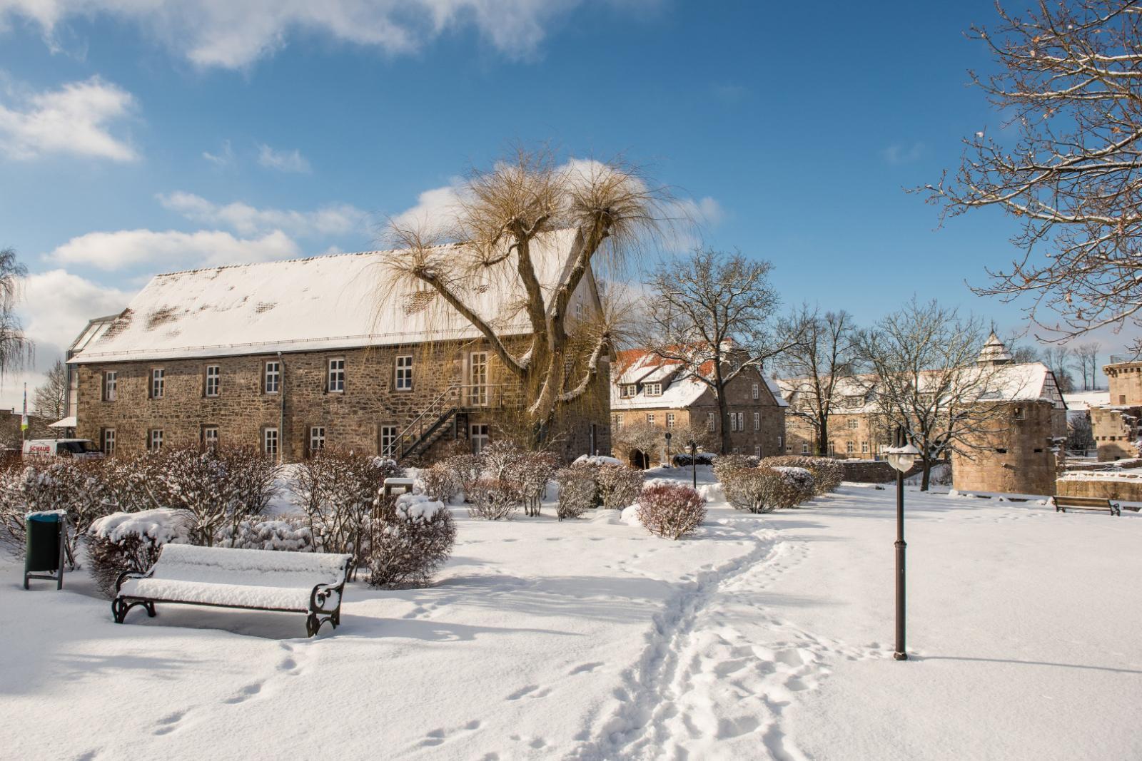 Bild zum Wellness-Angebot Weihnachten im Schlosshotel - 3 Nächte