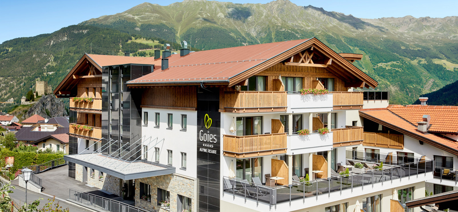 Wellnesshotel Alpine Hotel Resort Goies | Ladis