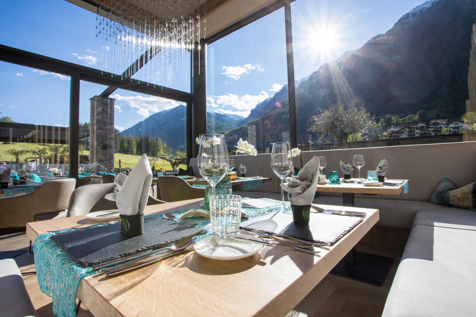 Ayurveda: Foto vom Wellnesshotel Golf Lodge Andreus | Wellness Südtirol