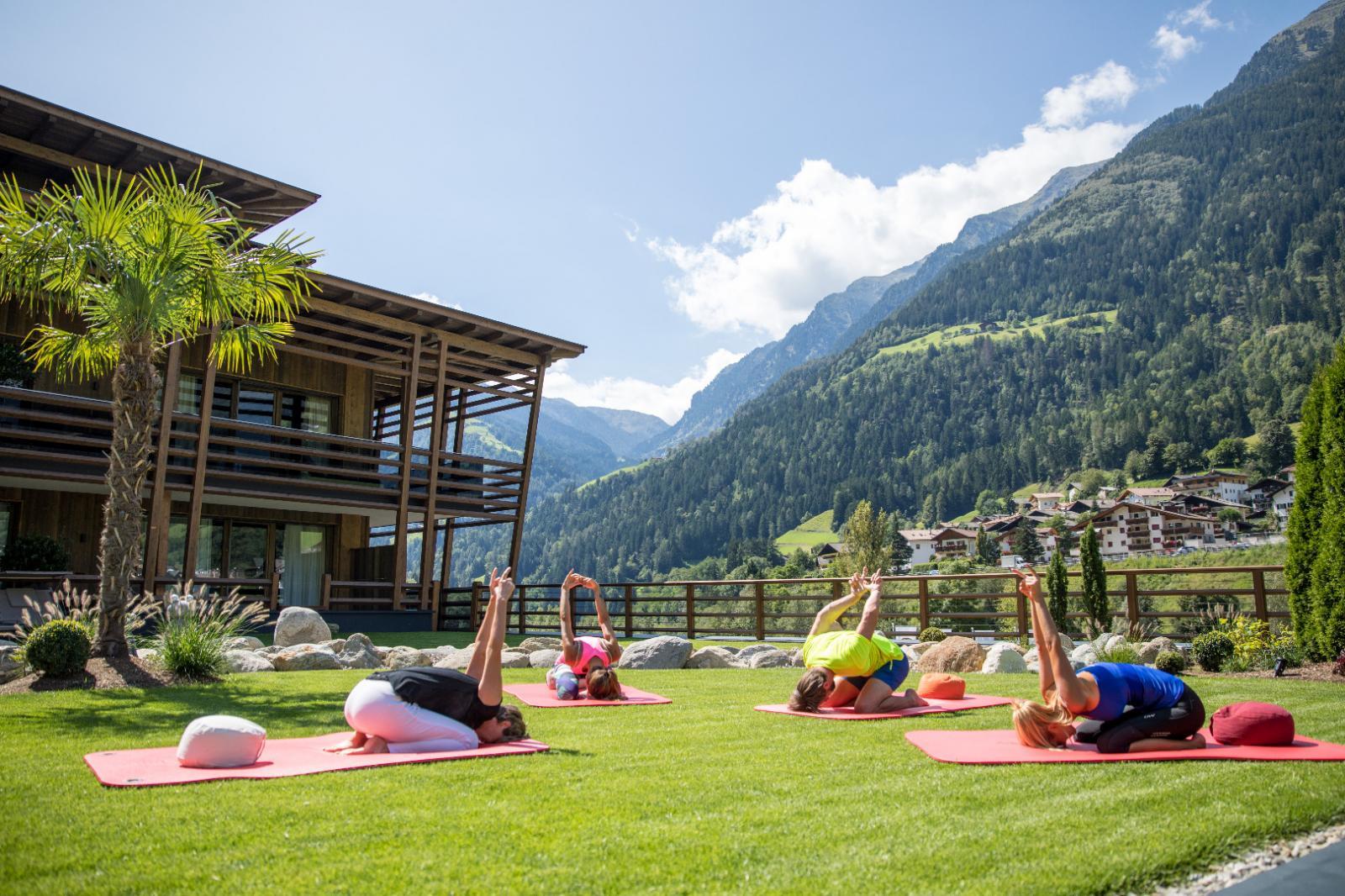 Bild zum Wellness-Angebot Yoga Woche mit Angelika