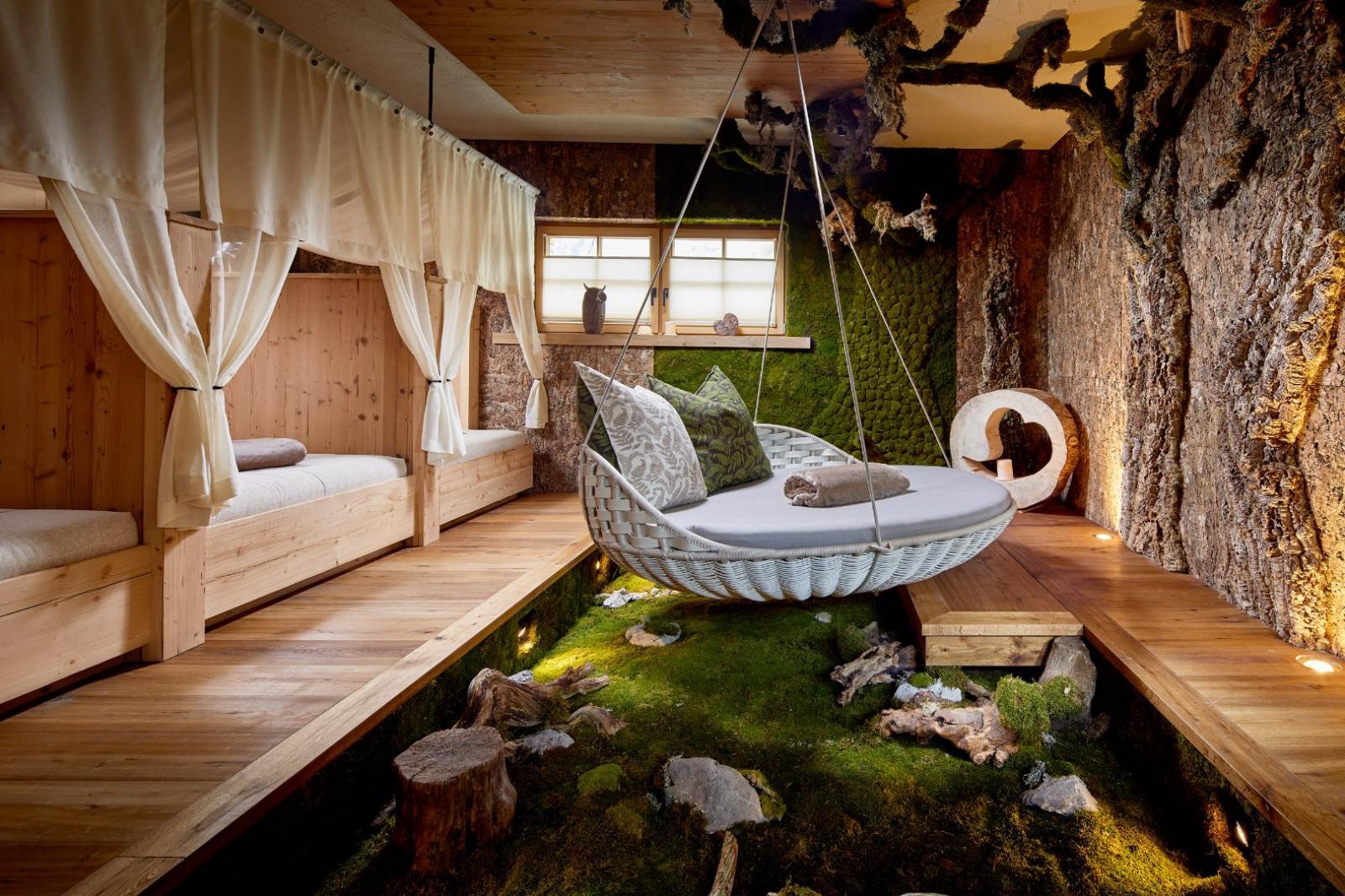 SPA: Foto vom Wellnesshotel Gramai Alm alpengenuss & natur spa | Wellness Tirol