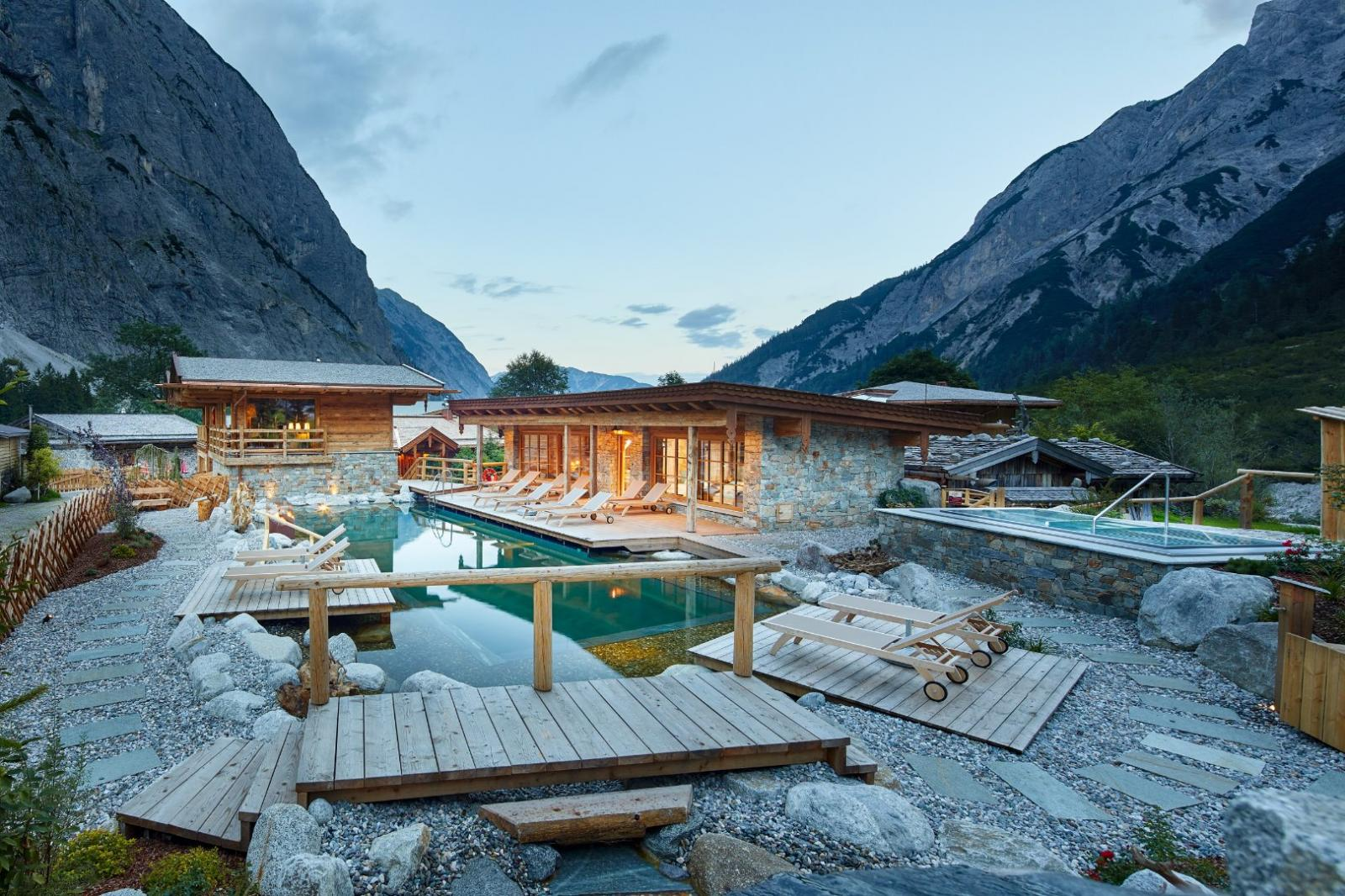 Day-Spa: Foto vom Wellnesshotel Gramai Alm alpengenuss & natur spa | Wellness Tirol