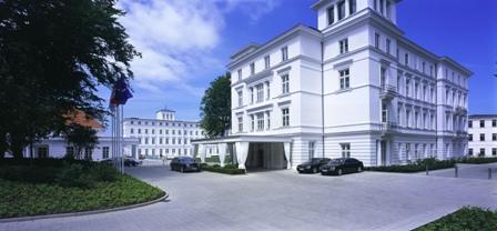 Hotel Friedrich Franz Palais Bewertung