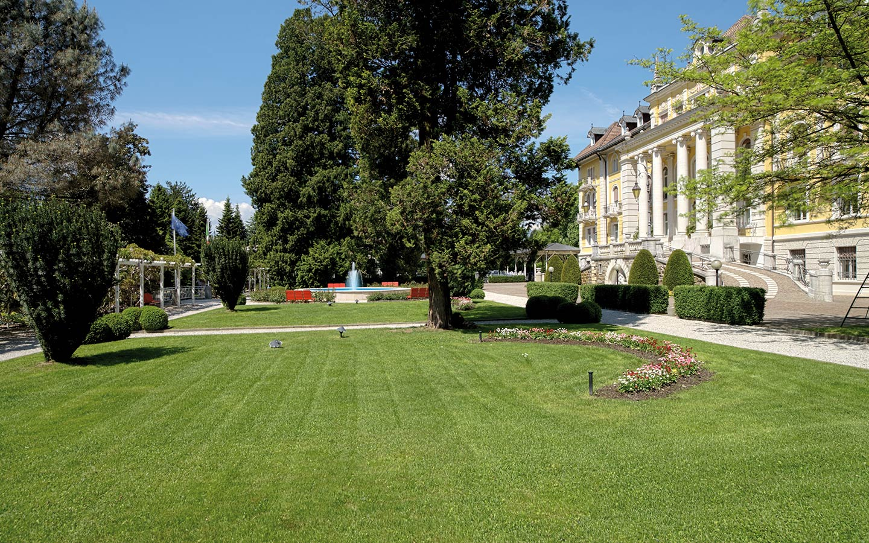 Grand Hotel Imperial Levico Terme Trentino