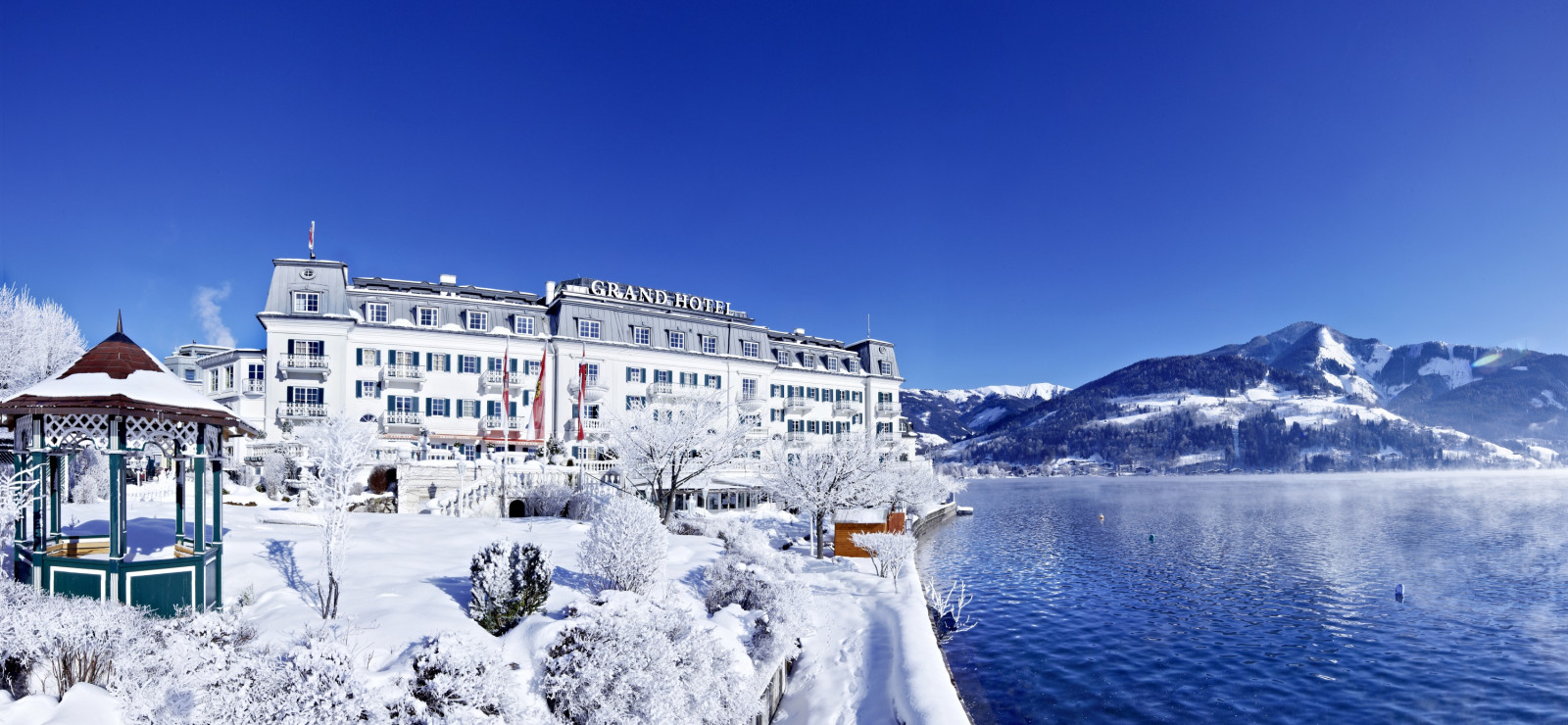 Grand Hotel Zell am See Bilder | Bild 1