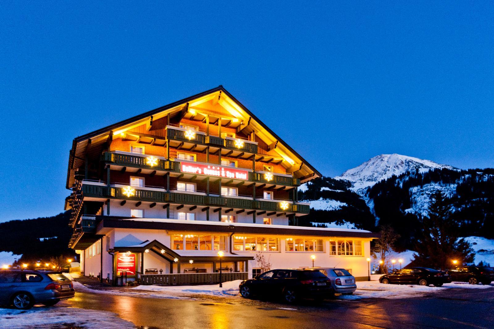 Tuina Massage (Tuina Anmo): Foto vom Wellnesshotel Hallers Genuss & Spa Hotel | Wellness Vorarlberg